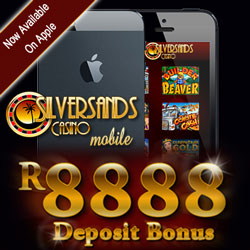 You can Now Play at Silversands casino on your Mobile Device